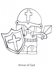 images of armor of god