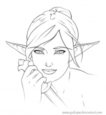 picture of an elf