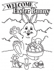 Free Printable Easter Coloring Pages | Coloring pages wallpaper