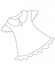 Tunic coloring pages 1 | Download Free Tunic coloring pages 1 for