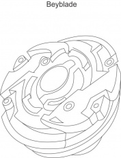Free Printable Beyblade Coloring Pages For Kids 185703 Beyblade