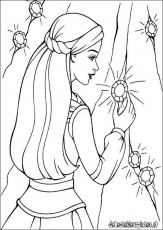 Barbie coloring pages - Printable coloring pages