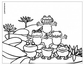 Crayons Coloring Pages : Coloring Book With Box Of Crayons
