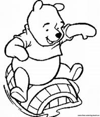 Coloring pages Winnie the Pooh - Page 2 - Printable Coloring Pages