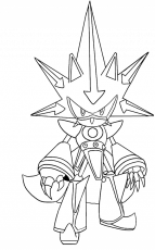 Sonic Heroes Coloring Pages Coloring Book Area Best Source For