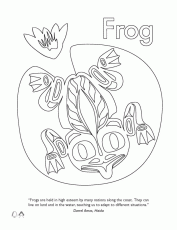 Aboriginal Dot Animals Colouring Pages Page Id 32829 208117 Dot