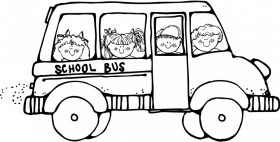 School Bus Color Pages | HelloColoring.com | Coloring Pages