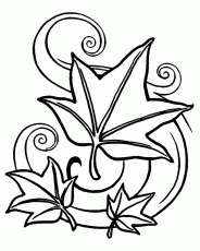 Fall Coloring Pages 2016 - Dr. Odd