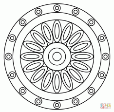 Pattern coloring pages | Free Coloring Pages