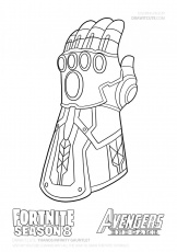 Coloring Pages : Coloring Draw It Cute Coloringpage Thanos ...