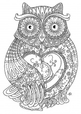 adult coloring pages on pinterest adult coloring pages coloring ...