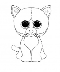 Beanie Boo Coloring Pages Only For Kids Free Printable ...