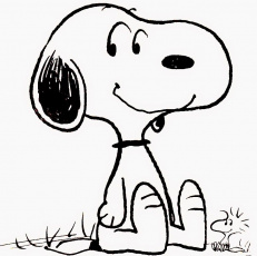 Coloring Pages: Snoopy Coloring Pages Free and Printable