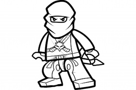 Lego Ninjago Coloring Pages To Print Ninja Coloring Pages. Kids ...