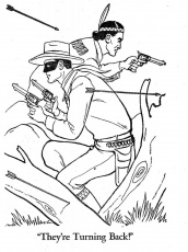 The Lone Ranger coloring pages - See best of PHOTOS of the LONE ...