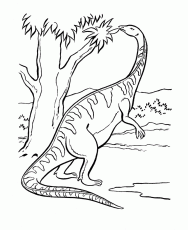 Dinosaurs Coloring Sheets 239 Free Printable Coloring Pages ...