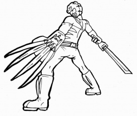 Power Rangers Jungle Fury Coloring Pages | Coloring Pages