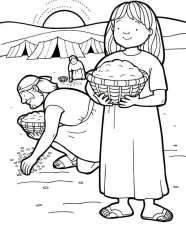 Sunday school crafts | Bible Coloring Pages, Sunday ...