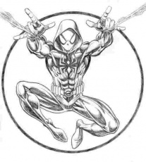 Miles Morales Coloring Pages Collection - Whitesbelfast ...