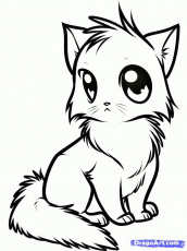 Cats Coloring Pages Of Animals - Coloring Pages For All Ages