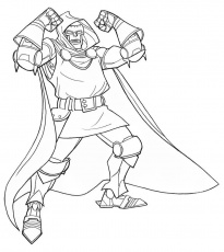 Dr Doom Coloring Pages Coloring Home