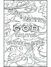 Creation Coloring Pages - Best Coloring Pages For Kids