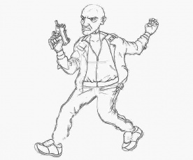gta 5 cars colouring pages Grand Theft Auto Niko Bellic ...