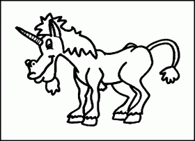 Free Printable Unicorn Coloring Pages Coloring Pages For Kids