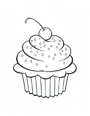 dessert coloring pages – africaecommerce.co