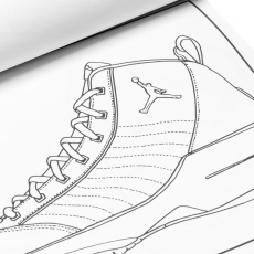 Books Air Jordan Coloring Malbuch Air_Jordan_Coloring | BSTN Store
