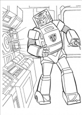 free printable transformer coloring pages for adults - Printable ...