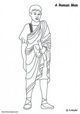 Roman Solr Coloring Pages - High Quality Coloring Pages