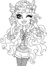 free-printable-monster-high-coloring-pages-Coloring-Pages-For