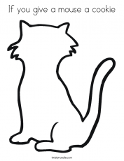 if you give a mouse a cookie coloring pages hicoloringpages