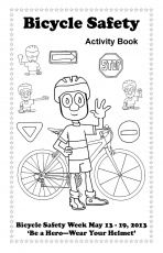 8 Pics Of Bicycle Safety Coloring Pages - Bike Helmet Safety ...
