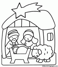 Christmas coloring, worksheets and other printable activities