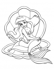 Princess Coloring Pages - Print Princess Pictures to Color at