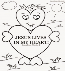 free printable sunday school coloring pages beautiful to print ...