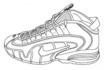 Jordan 11 Jordans Coloring Pages - Berbagi Ilmu Belajar ...