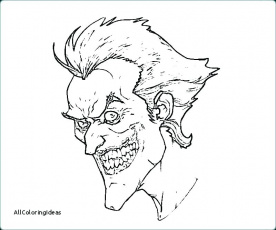 Joker Coloring Pages Pdf Suicide Squad Colouring Batman And ...
