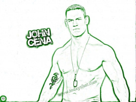 free coloring s of wrestlemania john cena coloring pages printable