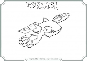 Primal groudon coloring pages coloring page coloring home for Primal groudon coloring page