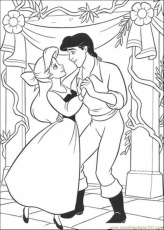 Coloring Page Dancing With Death Dm