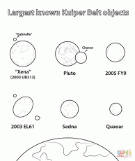Solar system coloring pages | Free Coloring Pages