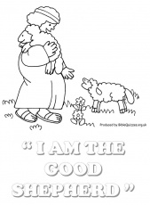 Sheep | The Good Shepherd, Psalm 23 and Lamb