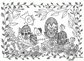 FREE Coloring Pages – Adult Coloring Worldwide