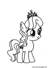 The best free Scootaloo coloring page images. Download from 55 ...