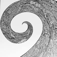 Coloring Pages: Coloringgggg On Coloring Pages Paisley Design And ...