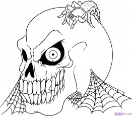 halloween coloring pages: June 2010