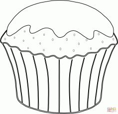 Desserts coloring pages | Free Coloring Pages